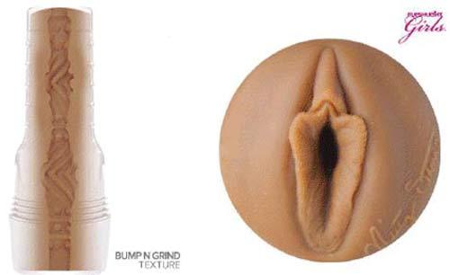 Misty Stone Bump'n'Grind Fleshlight Girls insertti