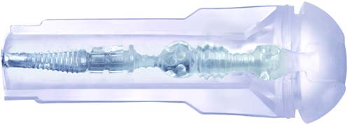 Crystal Fleshlight Ice insertti