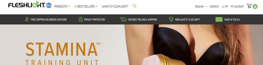 Fleshlight keinovagina verkkokaupan etusivu