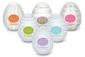 Tenga Egg kertakäyttöinen keinovagina