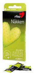 Kuva Näkki kondomi pakkauksesta